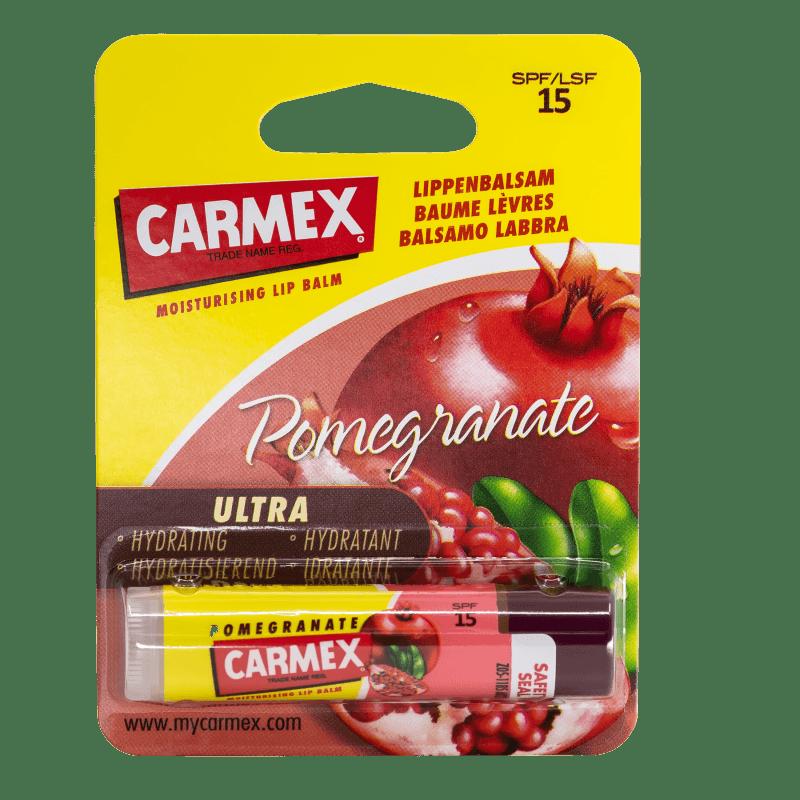 CARMEX Lippenbalsam Pomegranate STICK 4.25g - SPF15