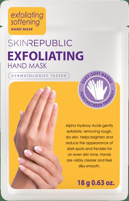 SKIN REPUBLIC Exfoliating Fruit Acid Hand Mask 18g