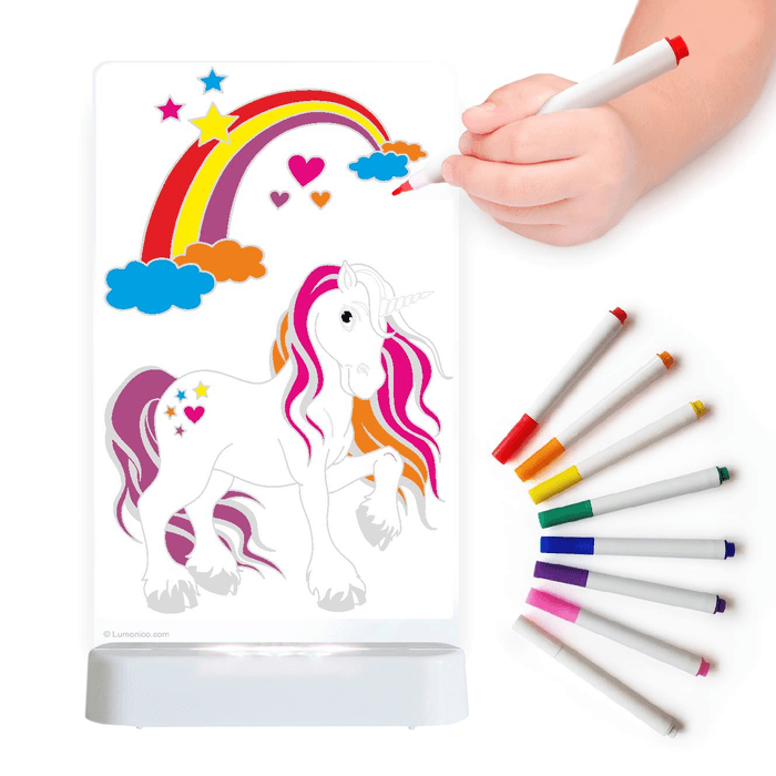 ALOKA Colour & Shine SleepyLight MAGIC UNICORN