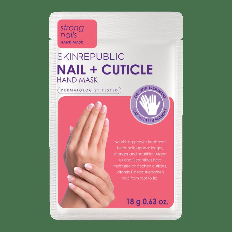 Nail + Cuticle Hand Mask 18g