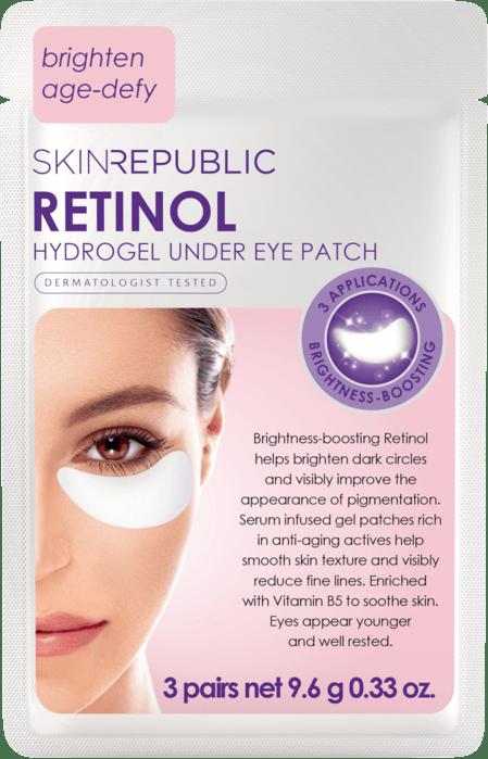 SKIN REPUBLIC Retinol Under Eye Patches