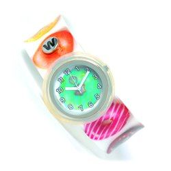 WATCHITUDE Slap Watch 396 Donuts Kinderuhr