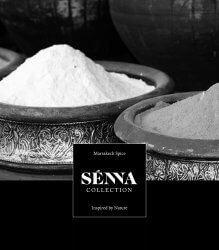 SÉNNA Duftkerze Marrakech Spice MINI
