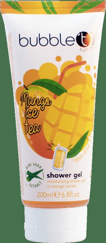 BUBBLE T ICE TEA SHOWER GEL MANGO 200ML