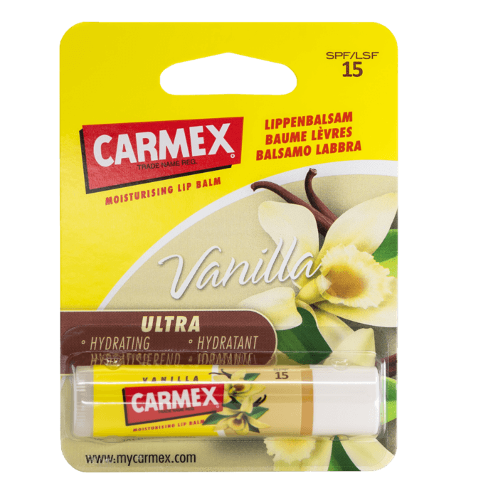 CARMEX Lippenbalsam Vanilla STICK 4.25g - SPF15