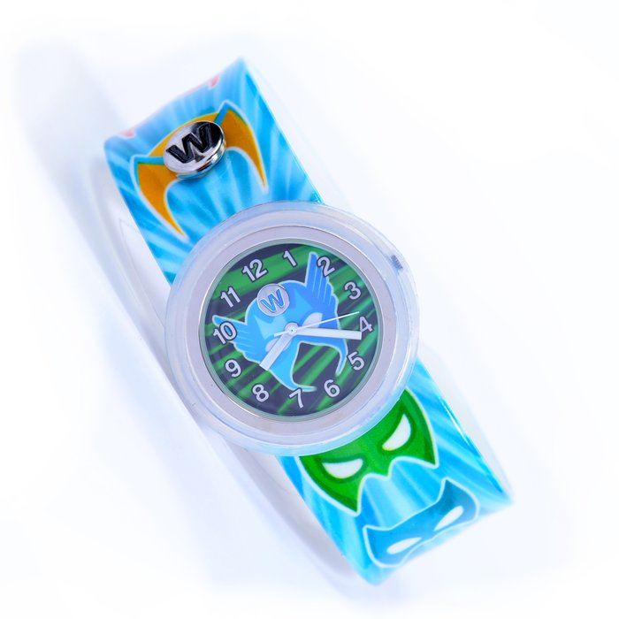 WATCHITUDE Slap Watch 416 Superhero Kinderuhr
