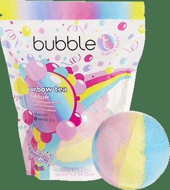 BUBBLE T CONFETEA BATH FIZZER (150G)