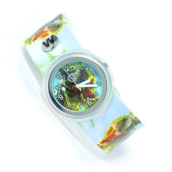 WATCHITUDE Slap Watch 390 Dinosaur Roar Kinderuhr