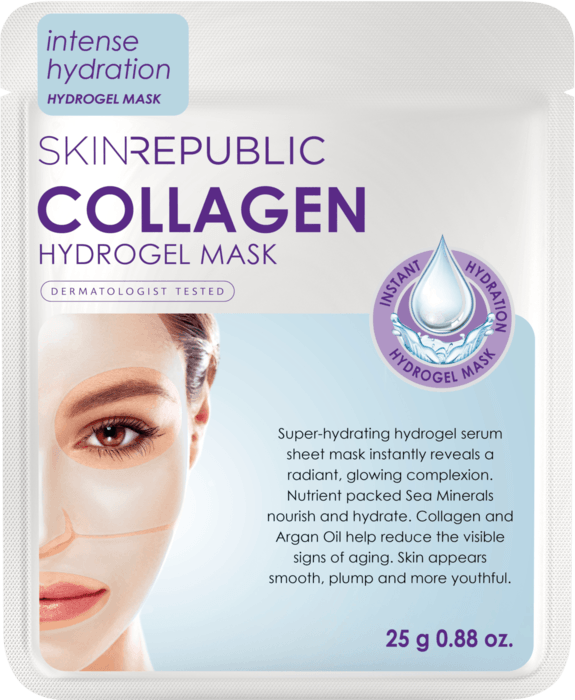 SKIN REPUBLIC Collagen Hydrogel Maske 25g