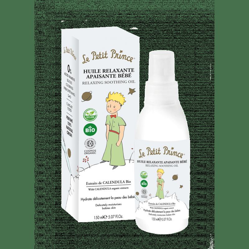 Entspannendes und hautberuhigendes Pflegeöl 150ml