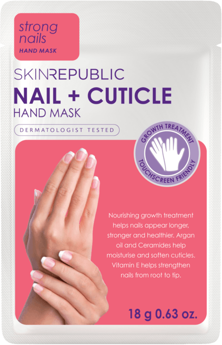 SKIN REPUBLIC Nail + Cuticle Hand Mask 18g
