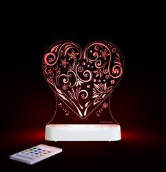 ALOKA SleepyLight LOVE HEART