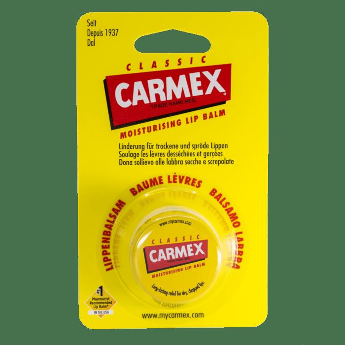 CARMEX Lippenbalsam Classic JAR 7.5g