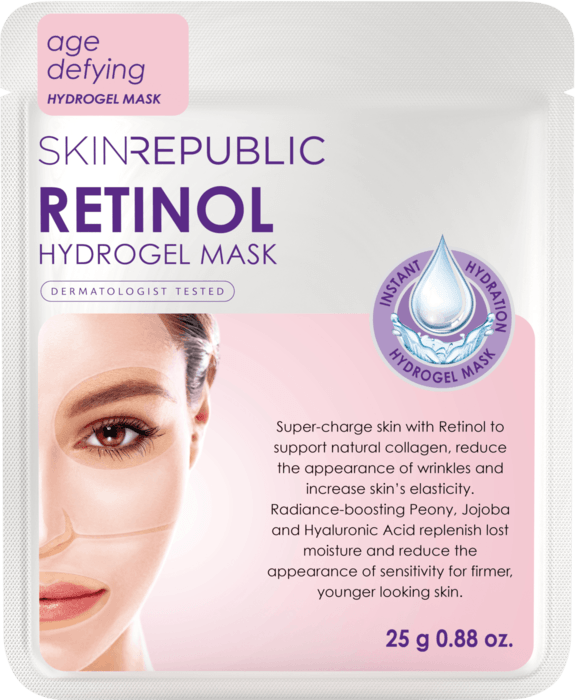 Retinol Hydrogel Face Mask 25g