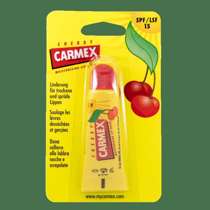 CARMEX Lippenbalsam Cherry TUBE 10g - SPF15