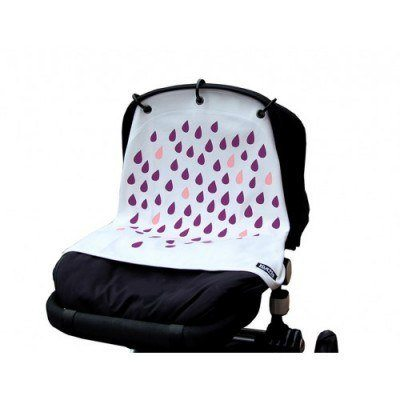 KURTIS Baby Peace - Drops Purple White