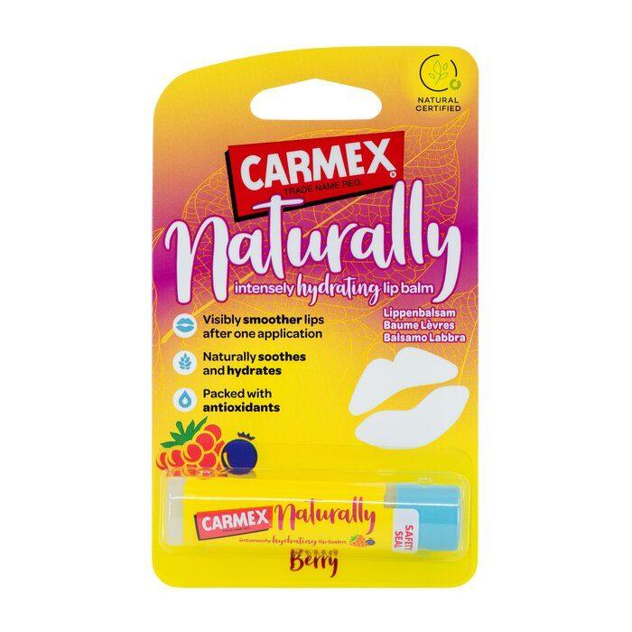CARMEX Naturally Berry Stick 4.25g