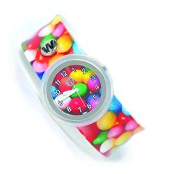WATCHITUDE Slap Watch 376 Gumballs Kinderuhr