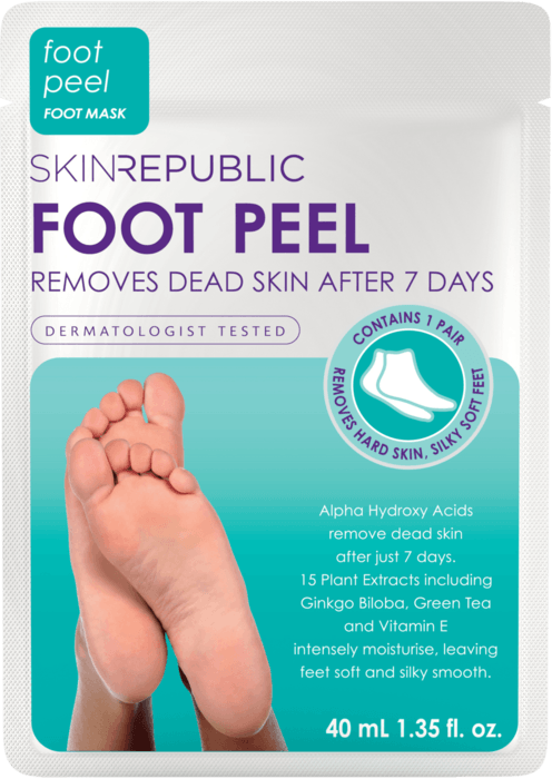SKIN REPUBLIC Foot Peel 40ml