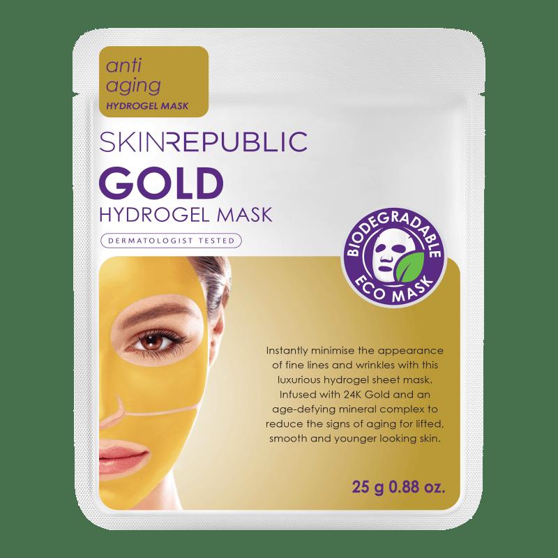 Gold Hydrogel Mask 25g
