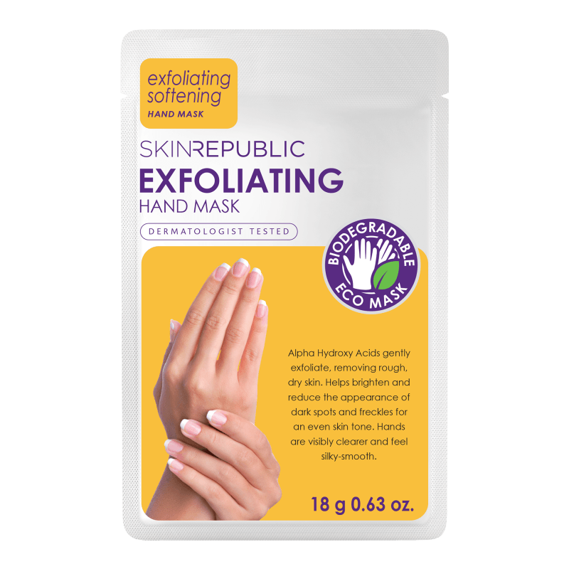 Exfoliating Fruit Acid Hand Mask 18g