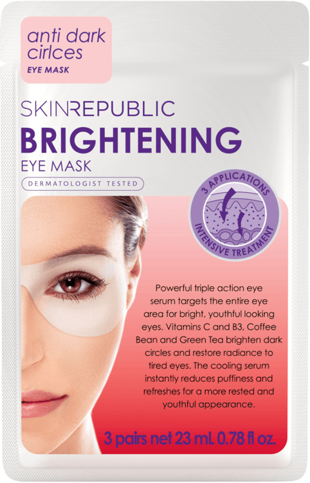 SKIN REPUBLIC Brightening Eye Mask 23ml