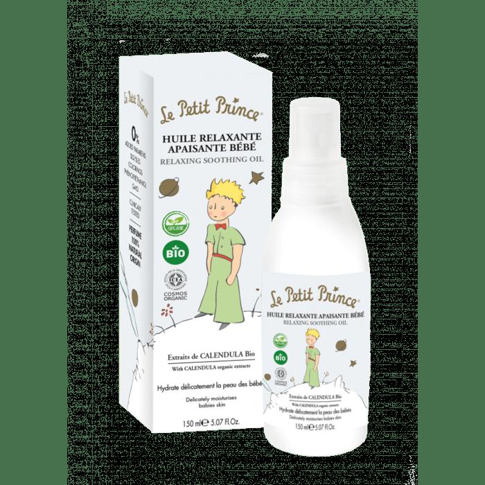 LE PETIT PRINCE Entspannendes und hautberuhigendes Pflegeöl 150ml