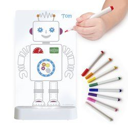 ALOKA Colour & Shine SleepyLight ROBOT