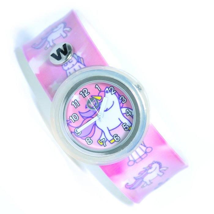 WATCHITUDE Slap Watch 356 Unicorn Dreams Kinderuhr