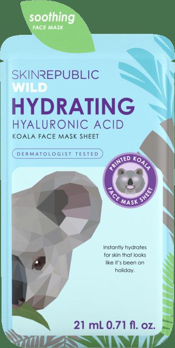 SKIN REPUBLIC Hydrating Koala Face Mask Sheet