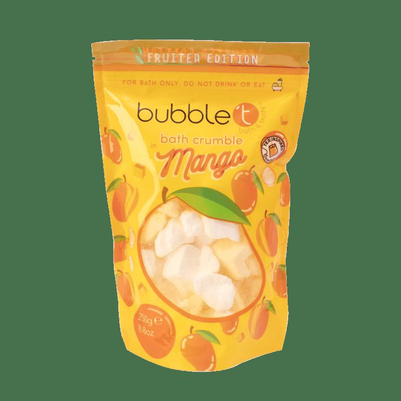 BUBBLE T FRUITEA BATH CRUMBLE MANGO