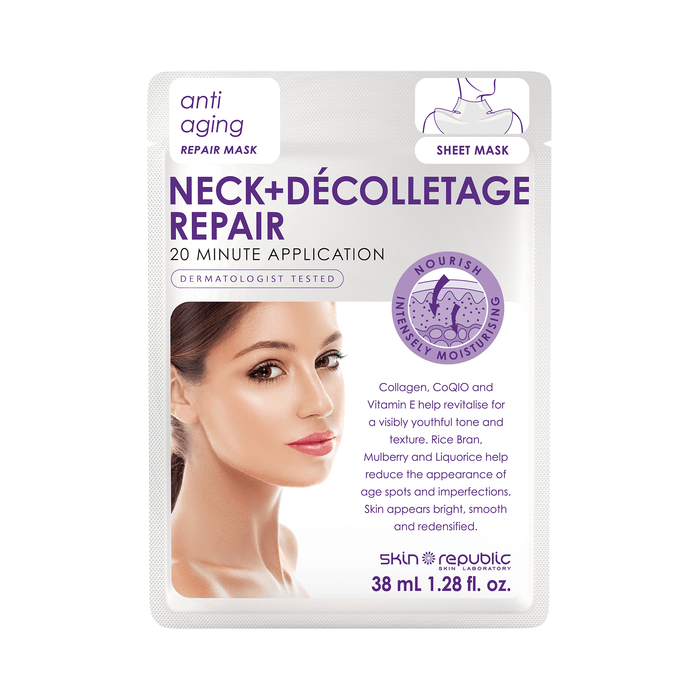 SKIN REPUBLIC Neck + Décolletage Repair 38ml