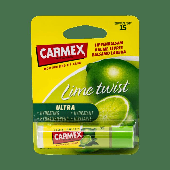 CARMEX Lippenbalsam Lime STICK 4.25g - SPF15