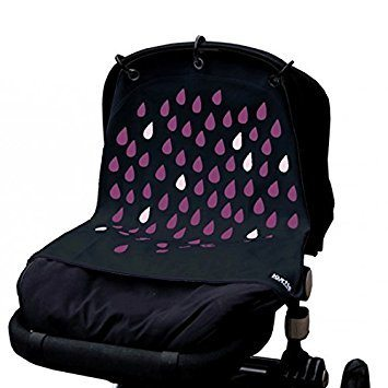 KURTIS Baby Peace - Drops Purple Black