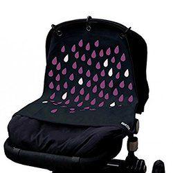 KURTIS Baby Peace - Drops Purple Black