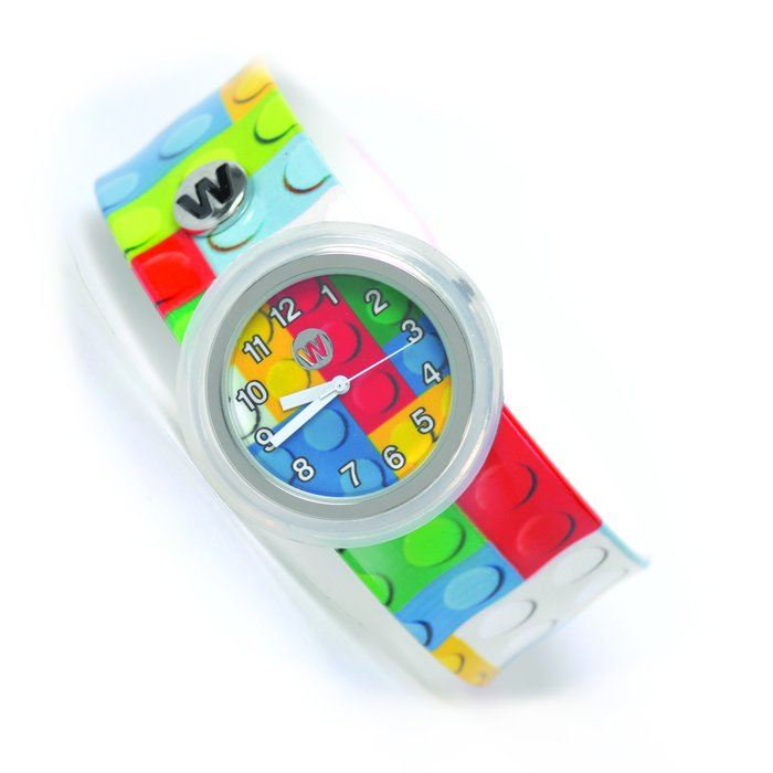 WATCHITUDE Slap Watch 388 Build Up Kinderuhr