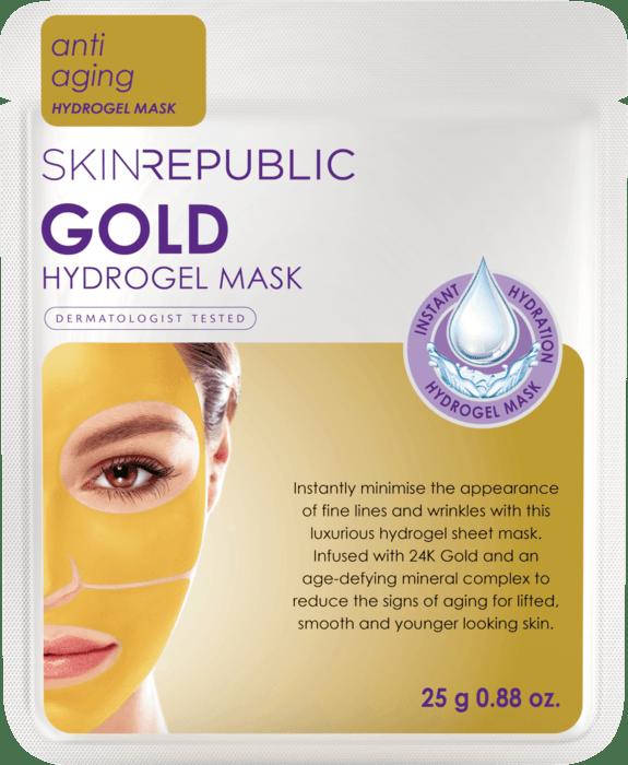 SKIN REPUBLIC Gold Hydrogel Mask 25g