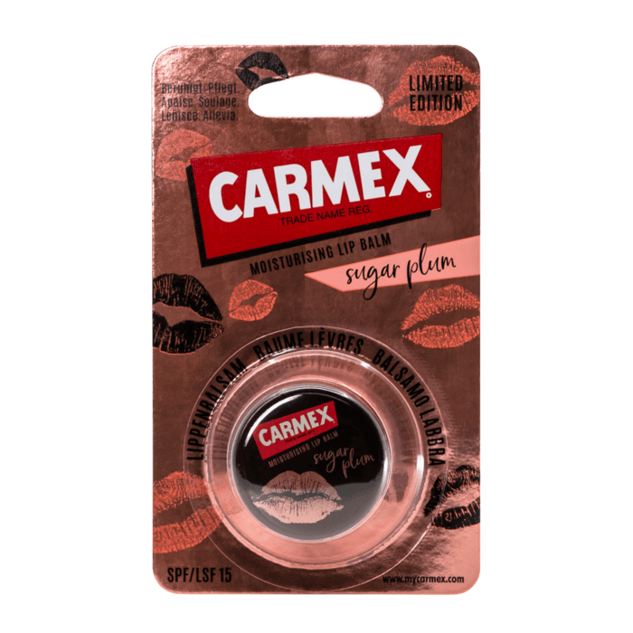 CARMEX Lippenbalsam Limited Edition Rose Gold 7.5g