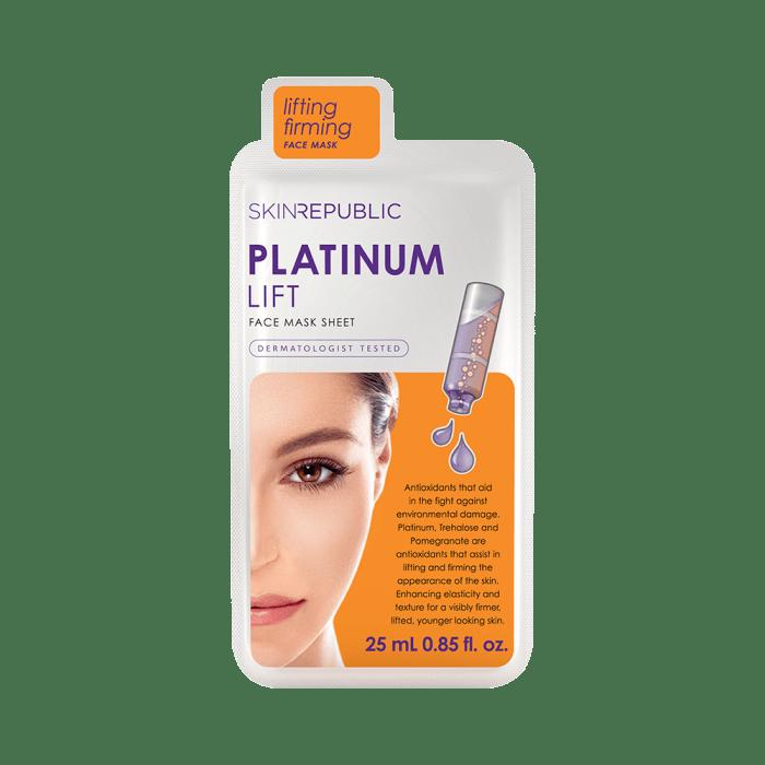 Platinum Lift Gesichts-Tuchmaske 25ml